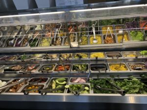 Green Box Express - Salad Bar