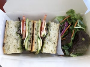 Green Box Express - Sandwich & Salad
